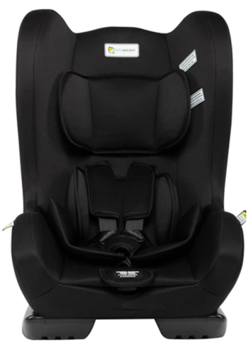 Infasecure Belmont Convertible Car Seat 0-4 years in black