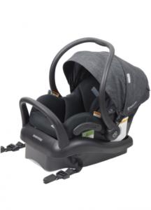 Grey Maxi-Cosi Mico Plus Baby Capsule with Isofix