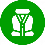 car seat hire icon Home