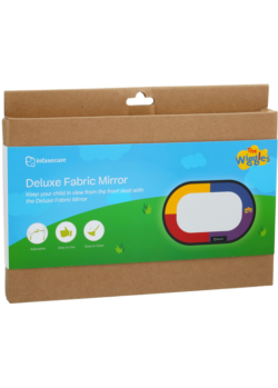 Wiggles Deluxe Fabric Mirror