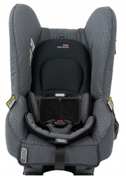 Britax Compaq Adjustable Convertible baby toddler car seat