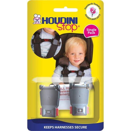 Houdini Strap Stop in black