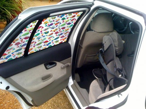 open whales new Car Window Shade Tints-1 Size Fits All!