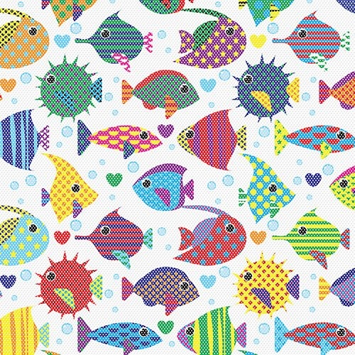 Fish Car Window Shade Tints-1 Size Fits All!