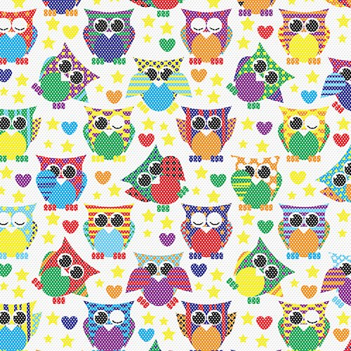 Owls Car Window Shade Tints-1 Size Fits All!