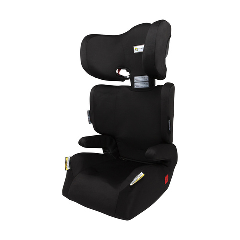 black kmart car seat booster seat Infasecure Transit for child age 4 years and older