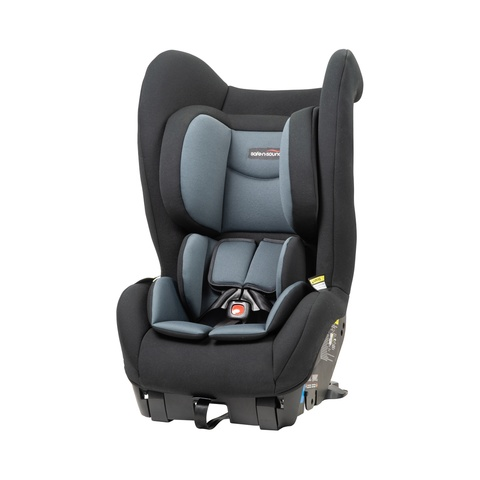 KMart car seat black and blue safe-n-sound Safekeeper II convertible child seat